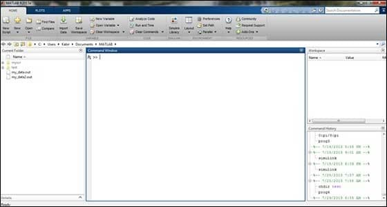 MATLAB local environment setup Windows