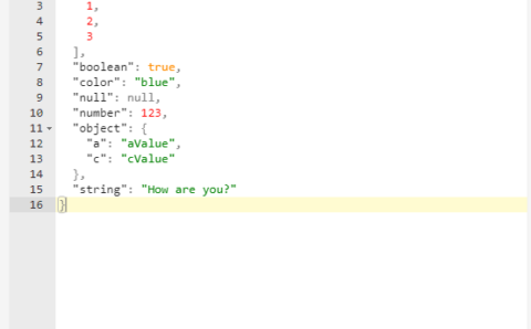 Create Json with StringBuilder in C#