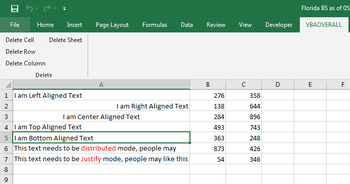 Delete Entire Row in Excel using VSTO C#